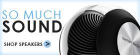 So Much Sound Shop Speakers